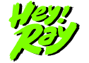 Hey!Ray Logo